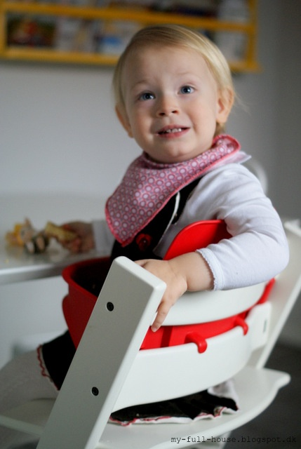 Stokke tripp trapp white kitchen my full for Cinture stokke tripp trapp