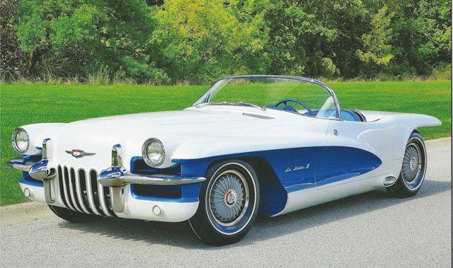 1955 Cadillac LaSalle Roadster II