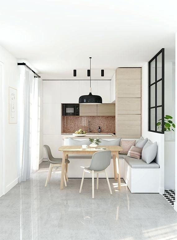 Small Open Concept Living Room Luxury Bined Kitchen Living Room Design Ideas Kit Living Room And Kitchen Design Dining Room Small Kitchen Decor Apartment
