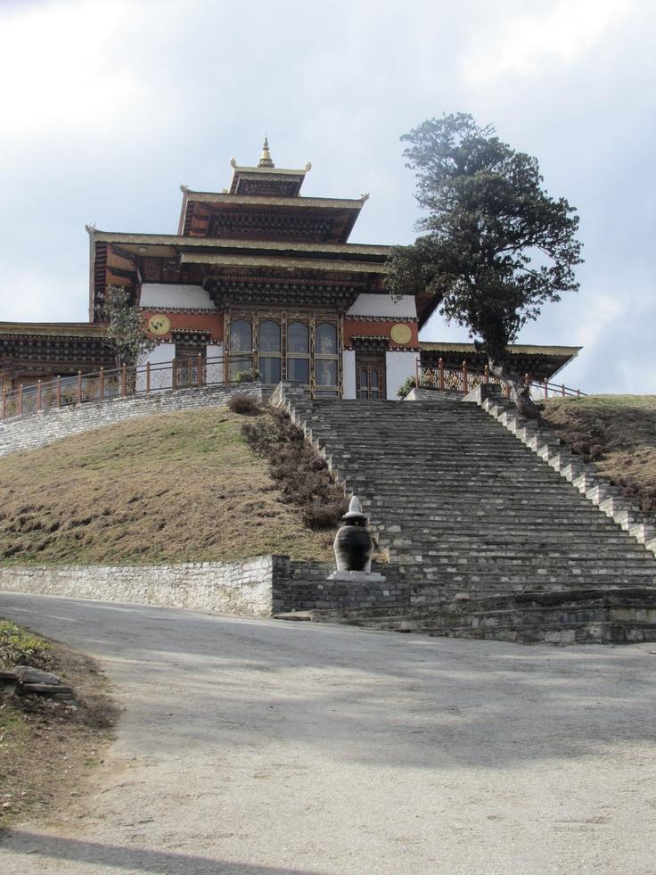 Dochu La - over for Druk Wamgye