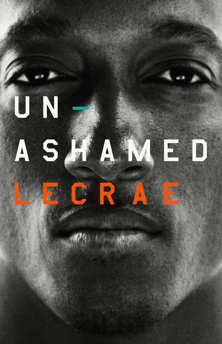 Lecrae  Unashamed (book Cover) I Really Want This!! Ebooks Buyebooks