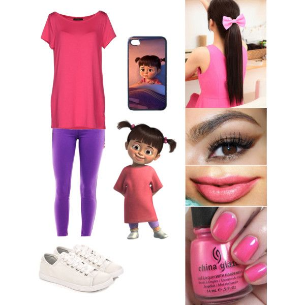 boo from monsters inc fashion pinterest monsters costumes and halloween costumes