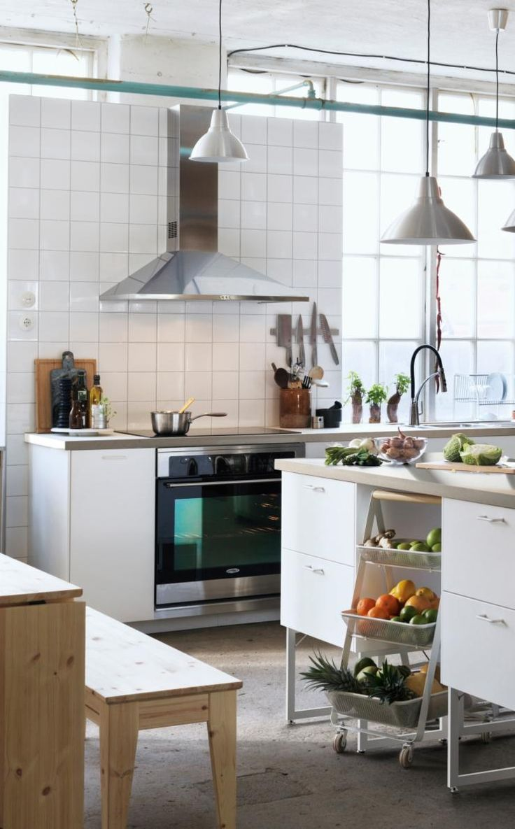 Find IKEA tools and videos to help you design your dream kitchen! Planning your kitchen is when your dreams and ideas take shape. There are lots of things to think about, like where to put the fridge or how many drawers you need.
