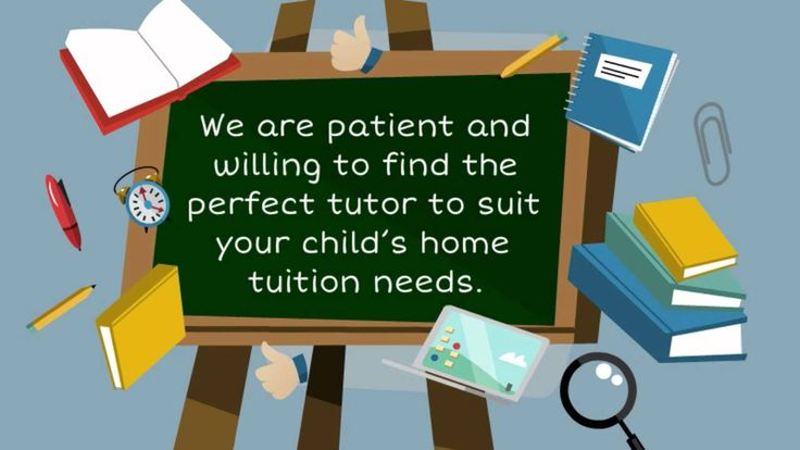 We offer matching services for all students who require home tuition , provides Free Exam Papers and study guides to help your child at school . ExcelTutors is the best place to find a home tutor in Singapore ! https://www.youtube.com/watch?v=oKa05zeaWN4