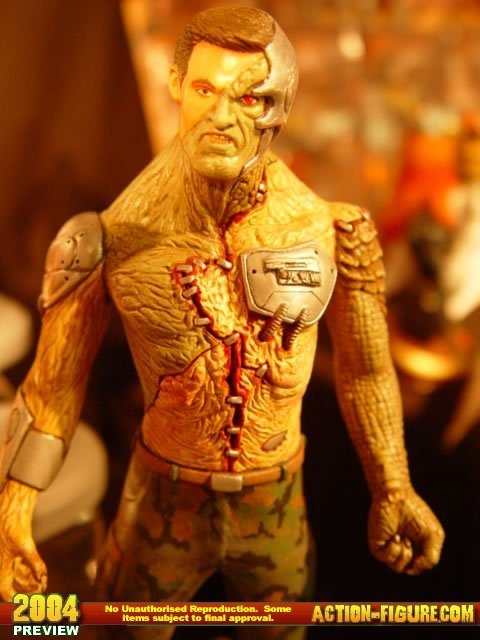 unreleased Buffy figure - Adam | Buffy the Vampire Slayer ...