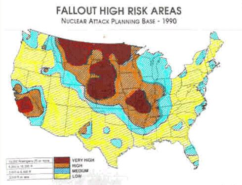 underground survival shelters - Google Search fallout areas of high risk