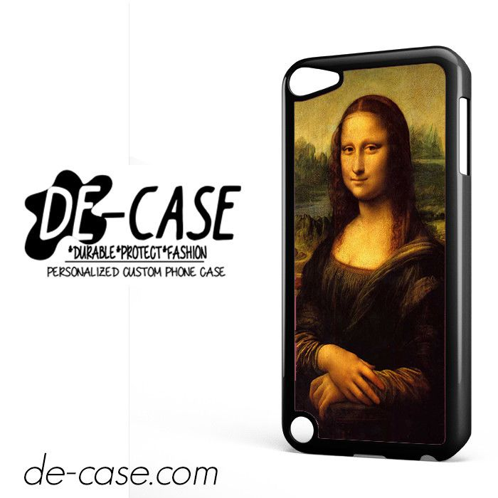 Monalisa Picture DEAL-7365 Apple Phonecase Cover For Ipod Touch 5