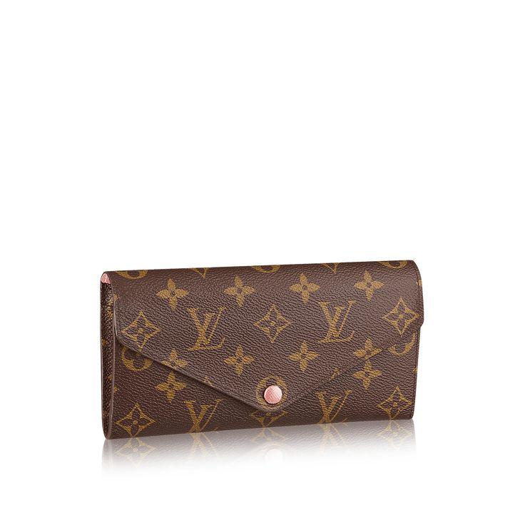 Discover Louis Vuitton Josephine Wallet via Louis Vuitton