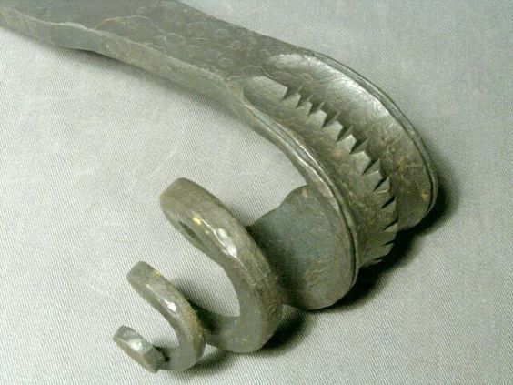 Techniques on Elements-2 – Blacksmithing