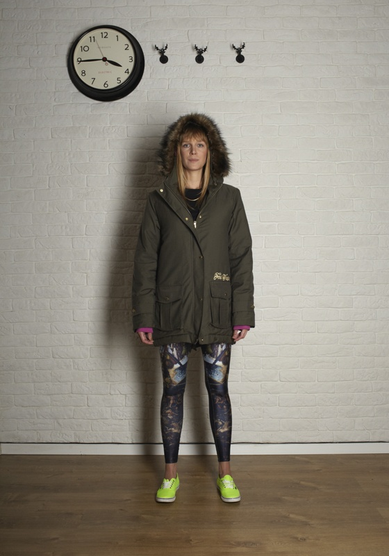 Femi Pleasure Parka jacket