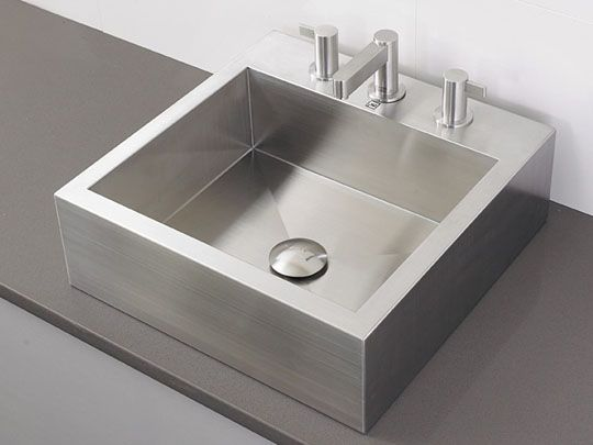 Best 25+ Stainless Steel Bathroom Sinks Ideas On Pinterest
