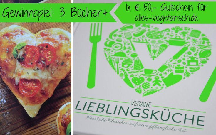 Vegane Lieblingsküche + € 50,- alles-vegetarisch.de Gutschein