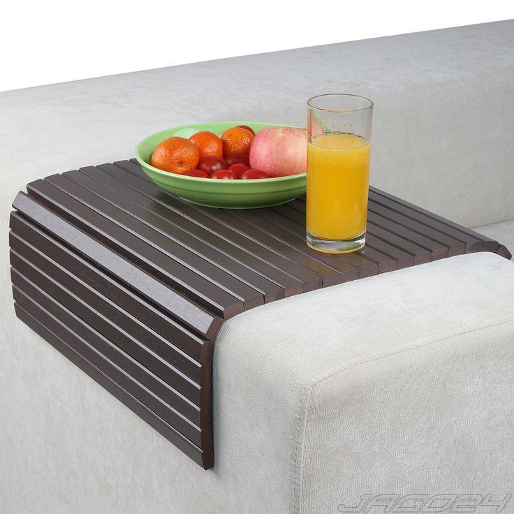 Sofa Arm Rest Tray Couch Chair Cover Flexible Snack Table  : ebaf867924dd6fc075fc83ec4c4385db from www.pinterest.com size 736 x 736 jpeg 71kB