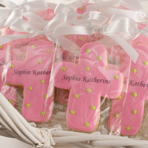 Cookies for Mylah's Christening