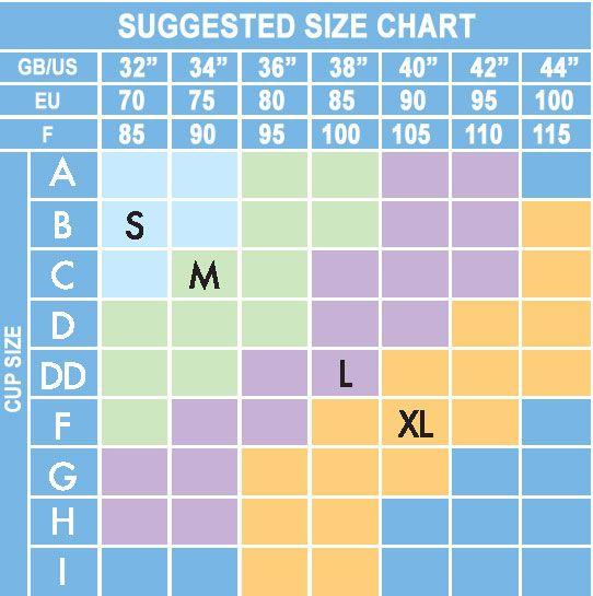 awareof: Bra Size Information-A Note on Bra Cup Sizes