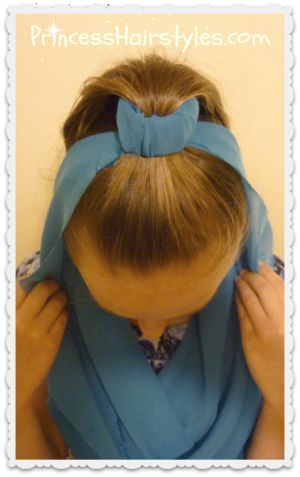 Genie costume headpiece tutorial #halloween