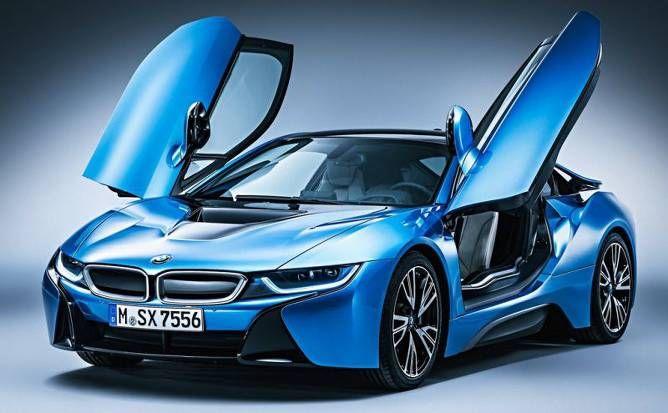 i8 (이미지 : BMW)