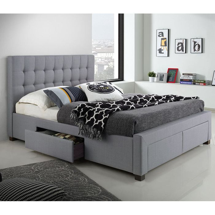You'll love the Gettinger Queen Platform Bed at AllModern - With Great Deals on modern Bedroom  products and Free Shipping on most stuff, even the big stuff.