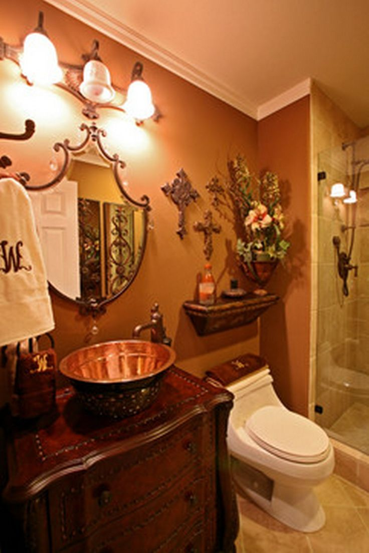 Tuscan decor bathroom - 30 Luxurious Tuscan Bathroom Decor Ideas Tuscan Bathroom Decor And Tuscan Bathroom