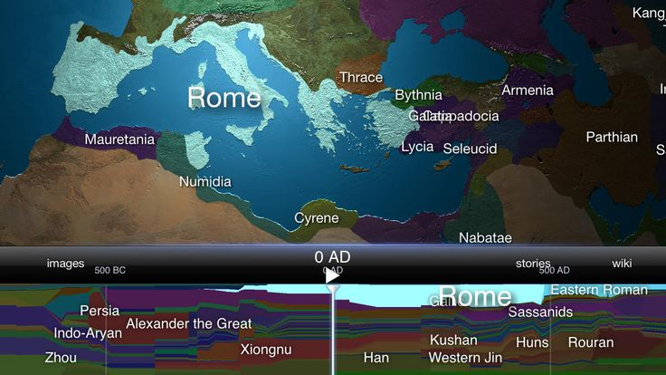 historický atlas světa