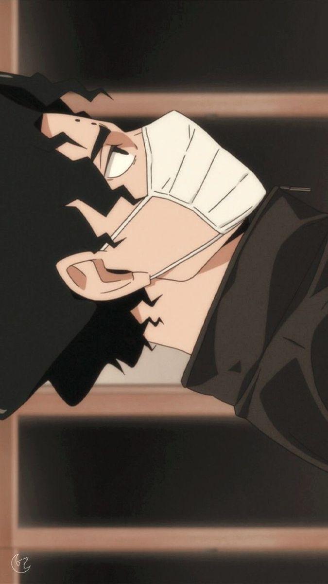 Sakusa In 2020 Haikyuu Anime Haikyuu Manga Anime