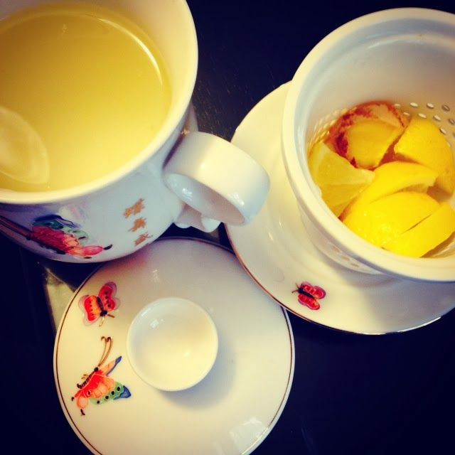 Fighting Colds With Homemade Honey Lemon Ginger Tea, 7 Benefits of Ginger, & An Air Purifier