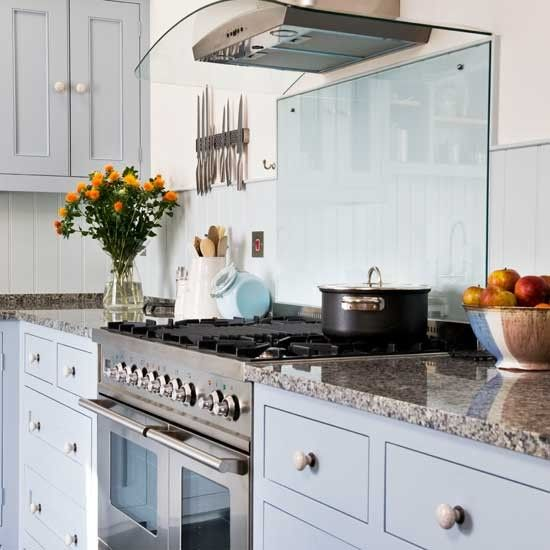Modern Country Kitchen Blue 140 best pretty blue kitchens images on pinterest | kitchen ideas