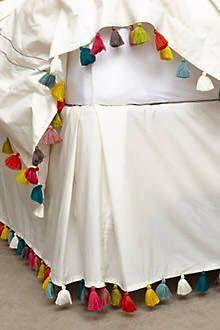 Dale Estilo A Tu Cama Con Bonitas Faldas Para Colchón - Ideas Geniales Para Decorar Tu Habitación!!! - Tus Manualidades