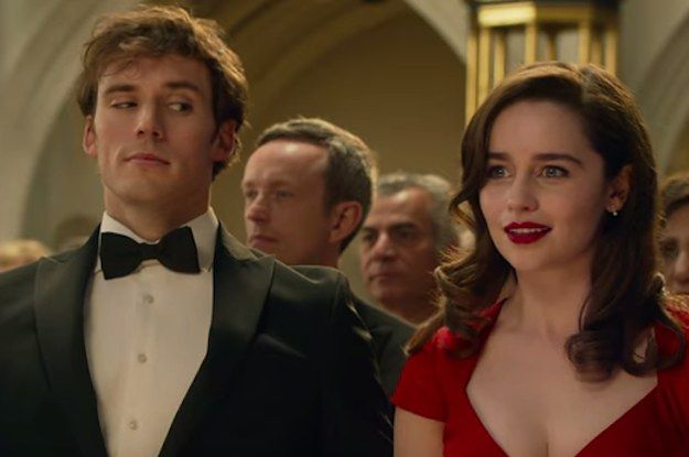 """""""Me Before You"""" Is The Movie That's Going To Break Our Hearts Into A Million Pieces PASS THE TISSUES, PLEASE."""