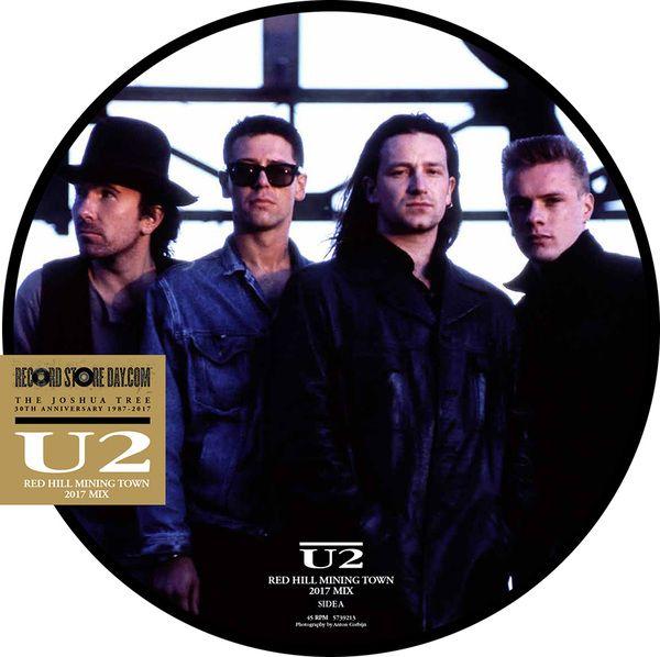 U2 > News > Red Hill Mining Town (2017 Mix)