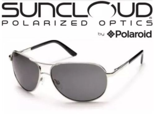 Aviator #sunglasses silver #polar lens by suncloud ski snowboard fish #shoot surf,  View more on the LINK: http://www.zeppy.io/product/gb/2/331993348847/