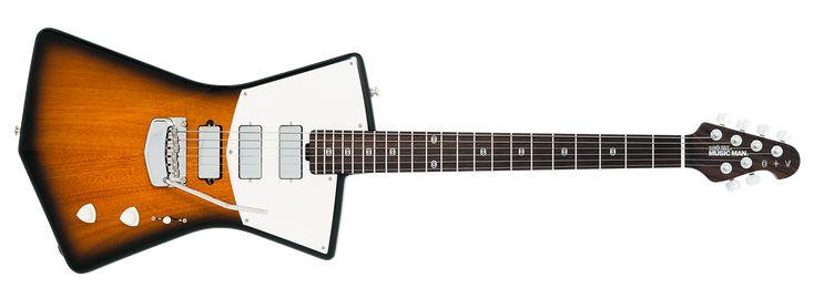 St. Vincent guitar