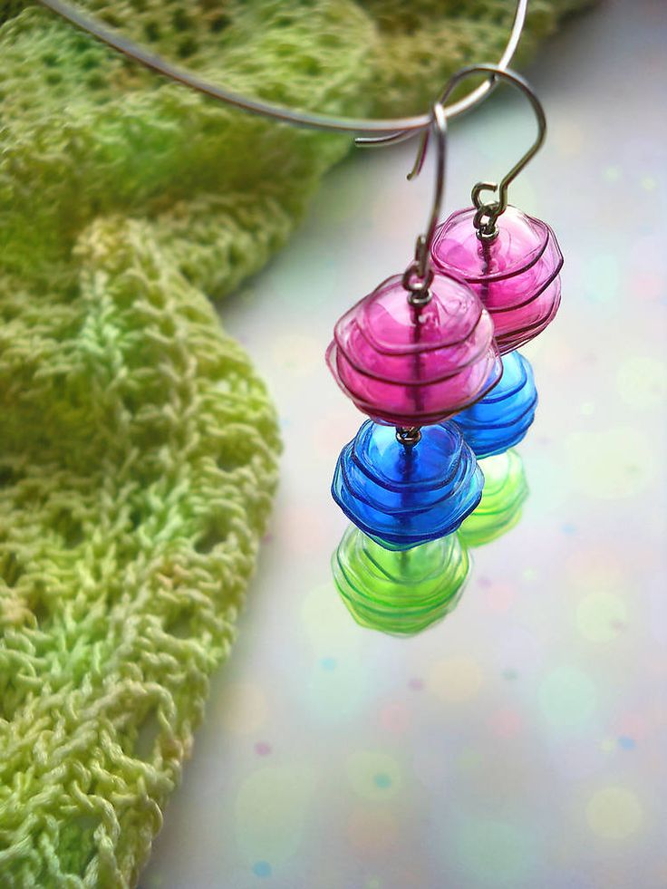 try plastic for those disc beads you cannot seem to find anywhere online.....