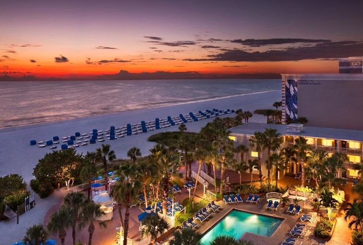 Trade winds hotel on St. Petersburg Beach, I can't wait to go(: Six more days<3