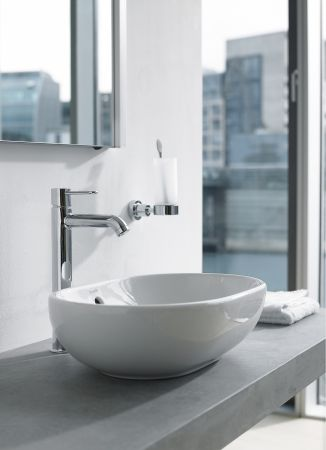 Duravit - Bathroom design series: Bathroom_Foster - washbasins, toilets and bidets from Duravit.