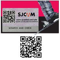 Как отличить SJCAM SJ4000 от подделки