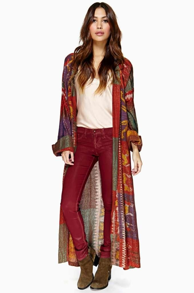 Sahara Kimono