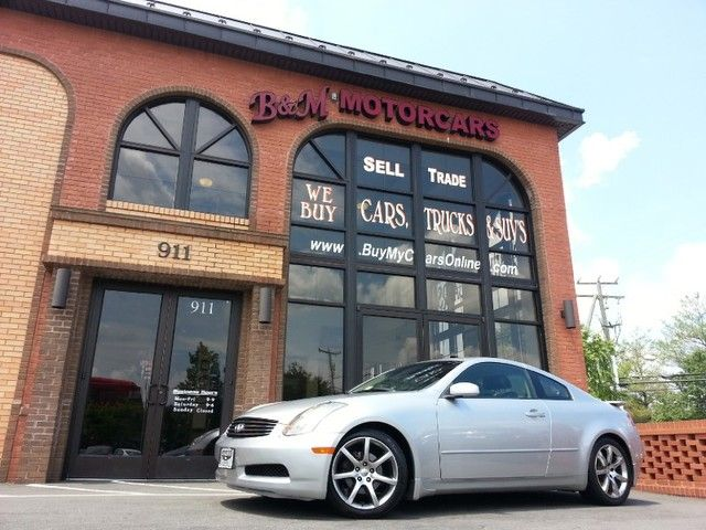 I like this 2004 Infiniti G 35! What do you think? https://usedcars.truecar.com/car/Infiniti-G-2004/JNKCV54E84M814587