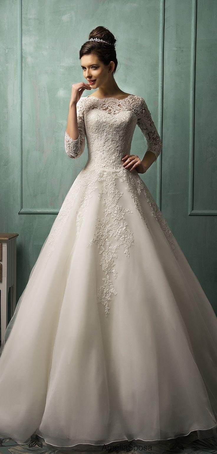 wedding dress from Amelia Sposa Trouwjurk, Trouwjurk