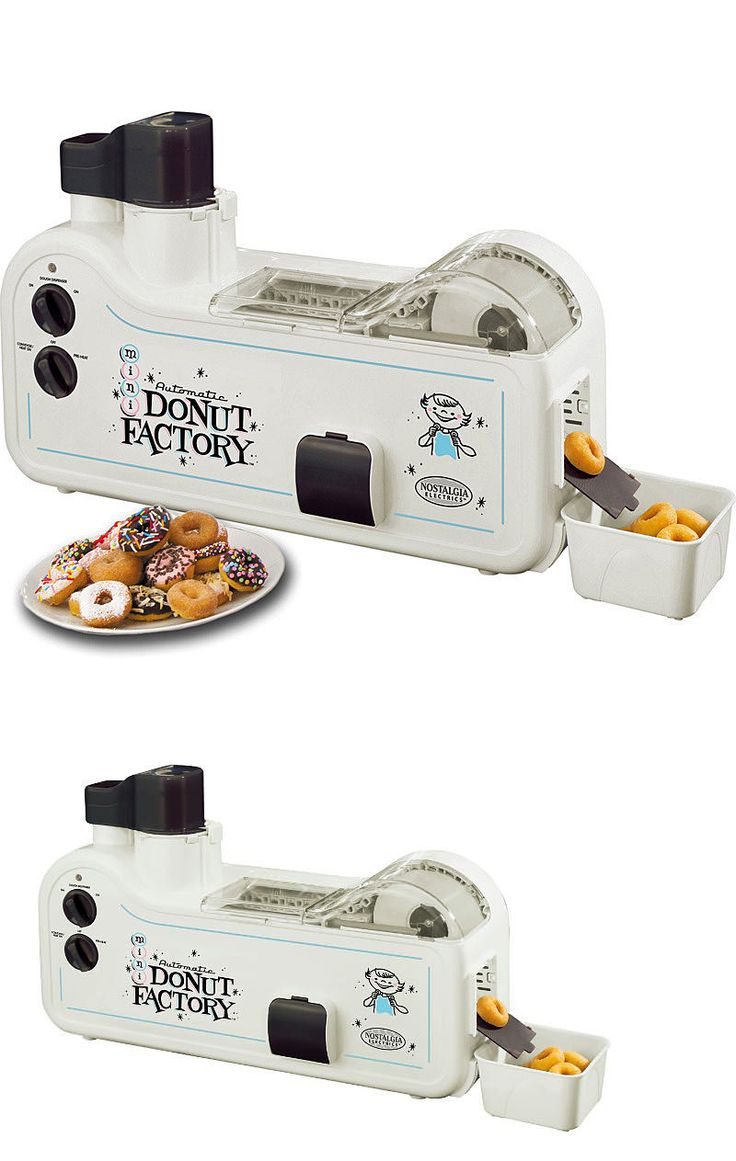 5l accents range only electricals co uk small kitchen appliances - Other Small Kitchen Appliances 20685 Mini Donut Maker Nostalgia Electrics Automatic Doughnut Factory Machine Mdf