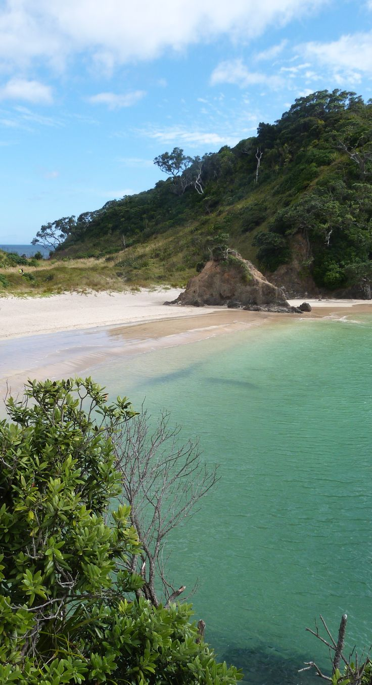Bay of Islands , New Zealand. What bliss it was to stay here for a few days