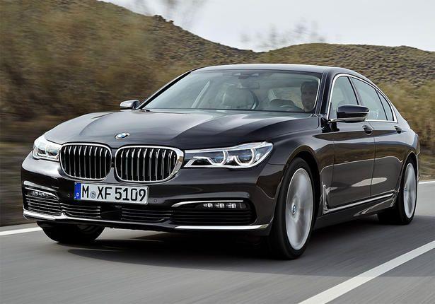 2016 BMW 7 Series Raises The Bar (full specs, videos)