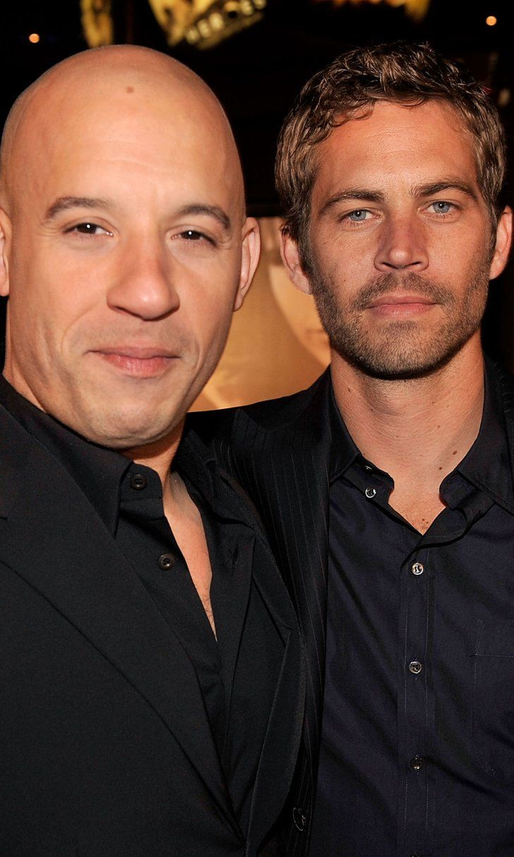 Pin for Later: Vin Diesel Tears Up While Talking About Paul Walker at the PCAs