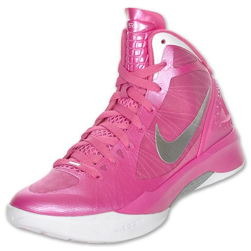Not for me, but they are awesome pink basketball shoes