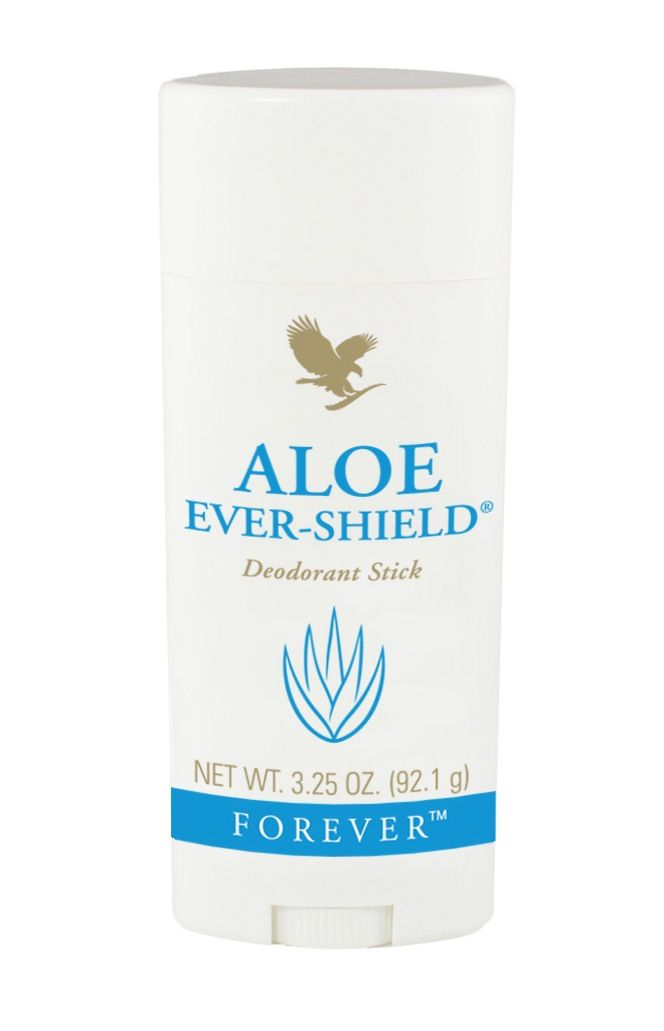Aloe Ever-shield deodorant stick – I am very passionate about this product for lots given how it has no aluminium salts and doesn't contain zirconium. There has been a direct link between deodorants containing those ingredients and breast cancer. Our Ever-shield smells wonderful, lasts for months, isn't sticky, is so effective and doesn't leave white marks on your clothes!