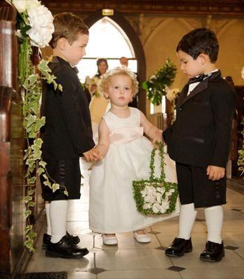 Como escolher o vestido da daminha de honra