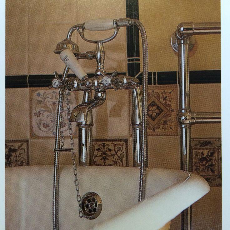 Heated Bathroom Tile: 10 Best Vintage Bathroom Heated Towelrail Images On