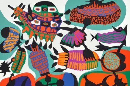 L'exposition Alfred Pellan – Peinture pure sera présentée à la Galerie Lounge TD de la Maison du Festival Rio Tinto Alcan du 12 septembre au 1er décembre 2013. Une sélection de 38 sérigraphies signées par l'artiste exceptionnel seront offertes aux visiteurs.