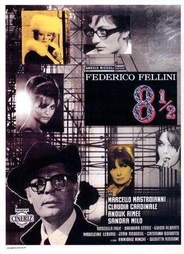 8 1/2 / HU DVD 369 / http://catalog.wrlc.org/cgi-bin/Pwebrecon.cgi?BBID=4017419