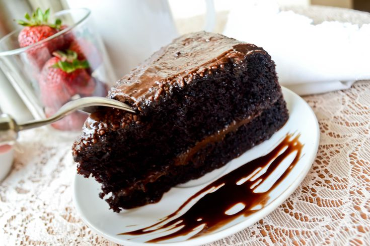 Devil S Food Cake From Matilda
